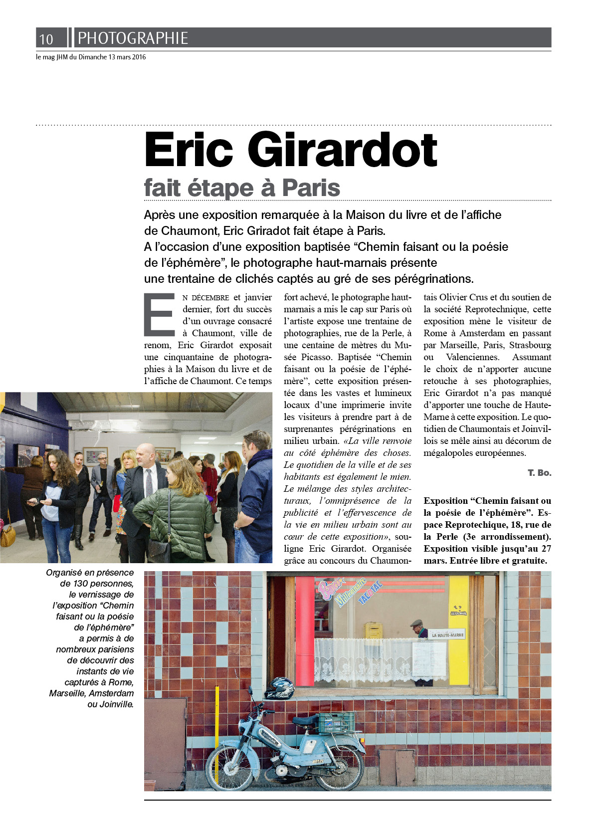 article girardot expo 2